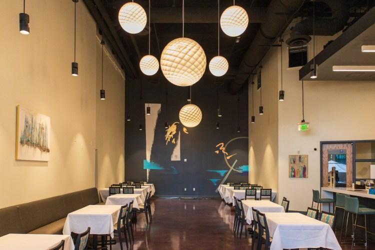 Birmingham, Michael's Restaurant, restaurants, food
