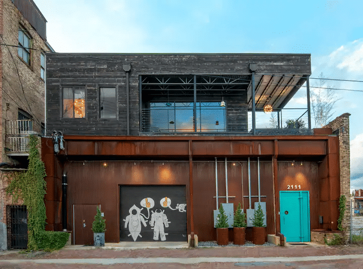 Birmingham, airbnb