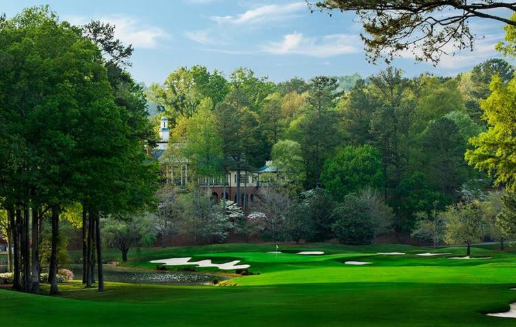Shoal Creek is Kenny Coleman's favorite place to play golf