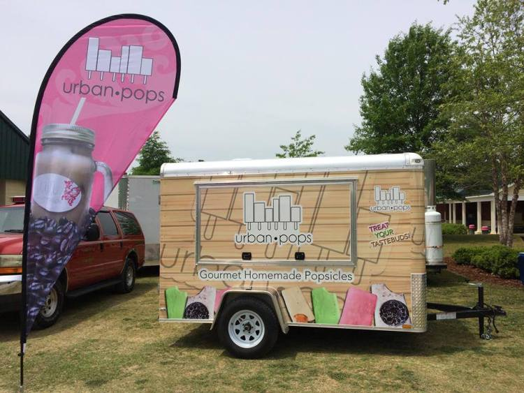 Urban Pops will be at the Funkiest Food Truck Festival at Cahaba Brewing