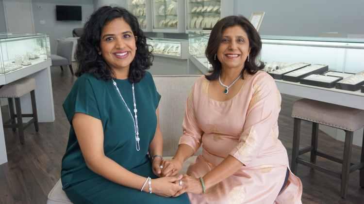 Avani Rupa fine jewelers - South Asia influence Birmingham