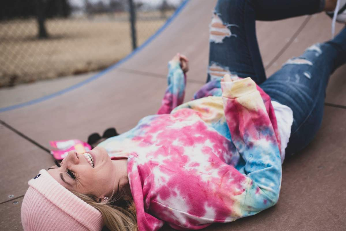 Not just for summer camp— tie-dye trends tackle Birmingham