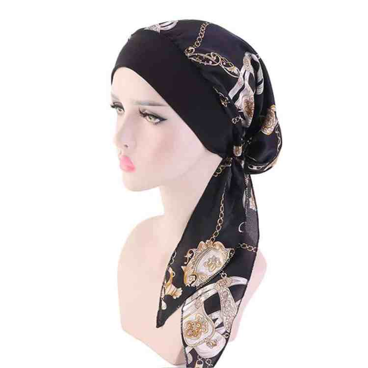 Head wrap offered by The Cool Cat Club