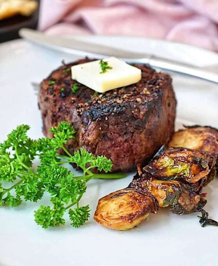 Birmingham, Fleming's Prime Steakhouse & Wine Bar, steak
