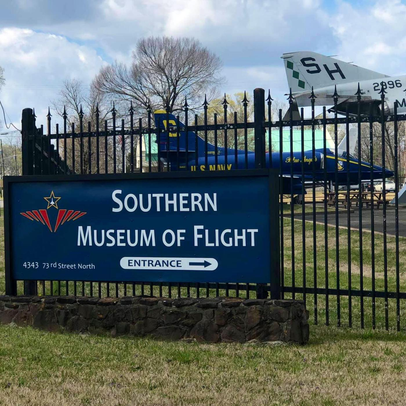 The Southern Museum of Flight is reopening soon
