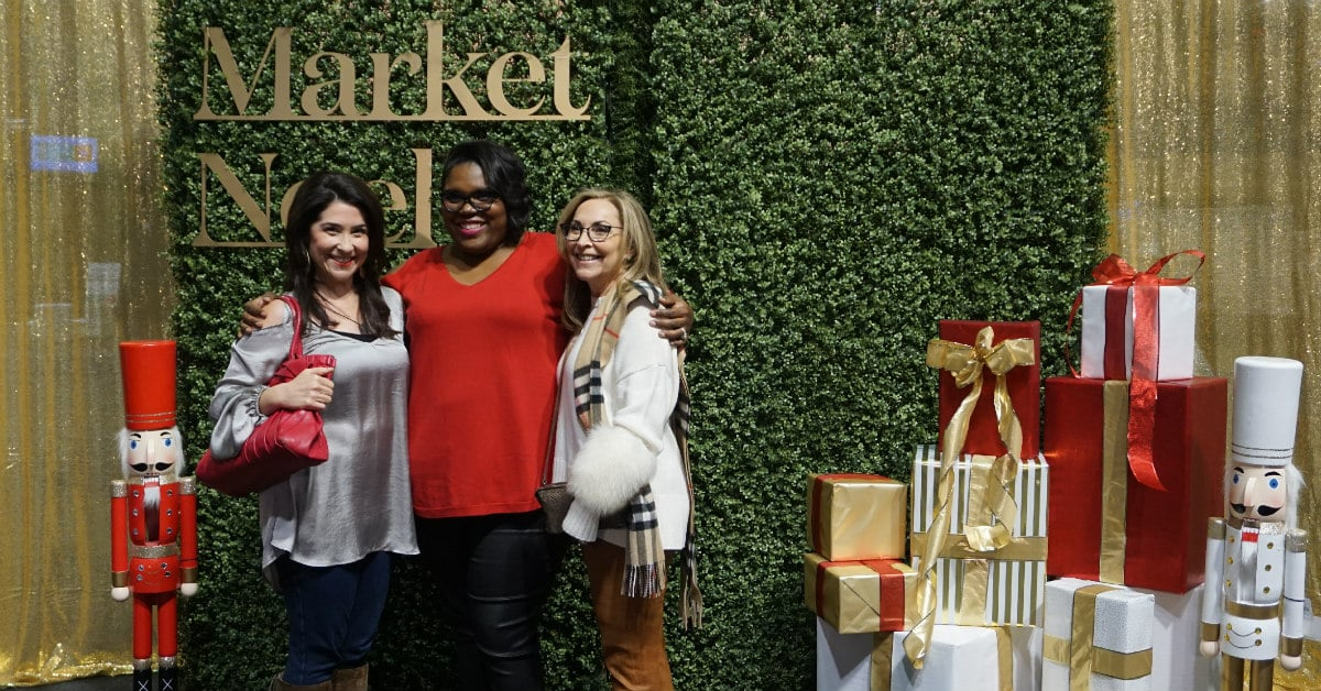 Shop and celebrate with virtual events + more at Market Noel, November 17-22