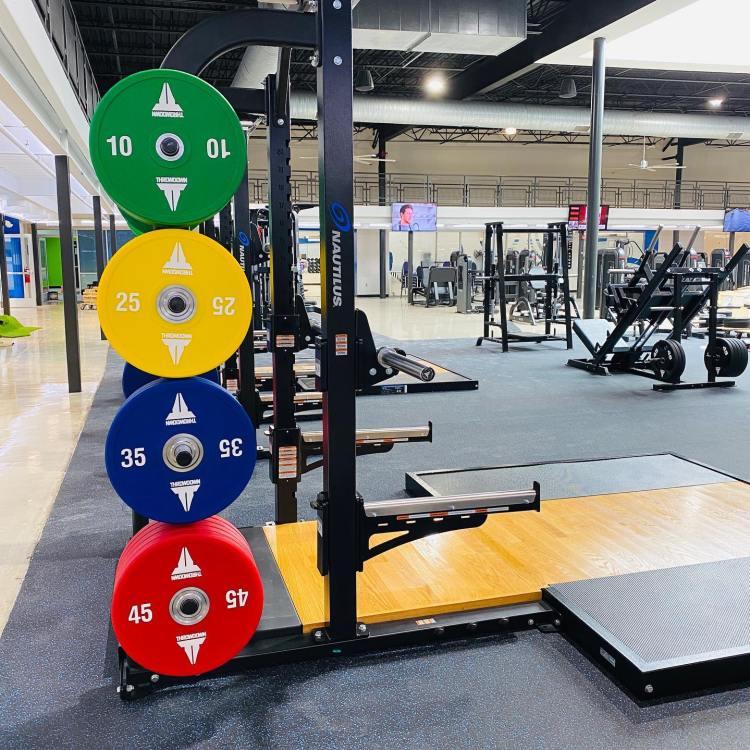 Weight rack from 24e Pelham