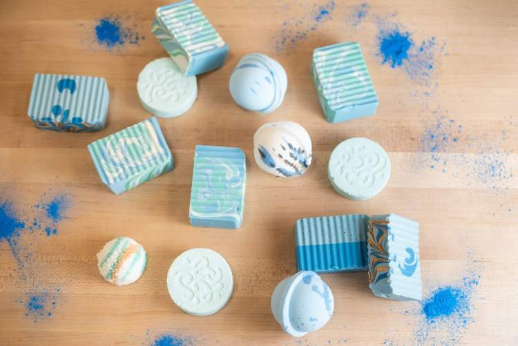 Buff City Soap products