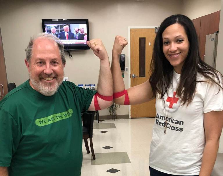 The American Red Cross is in desperate need of blood donations!