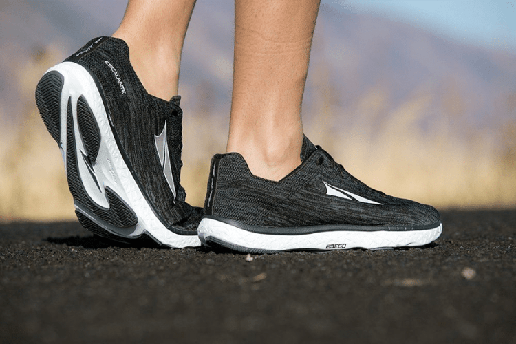 Altra running shoes from Mountain High Outfitters.
