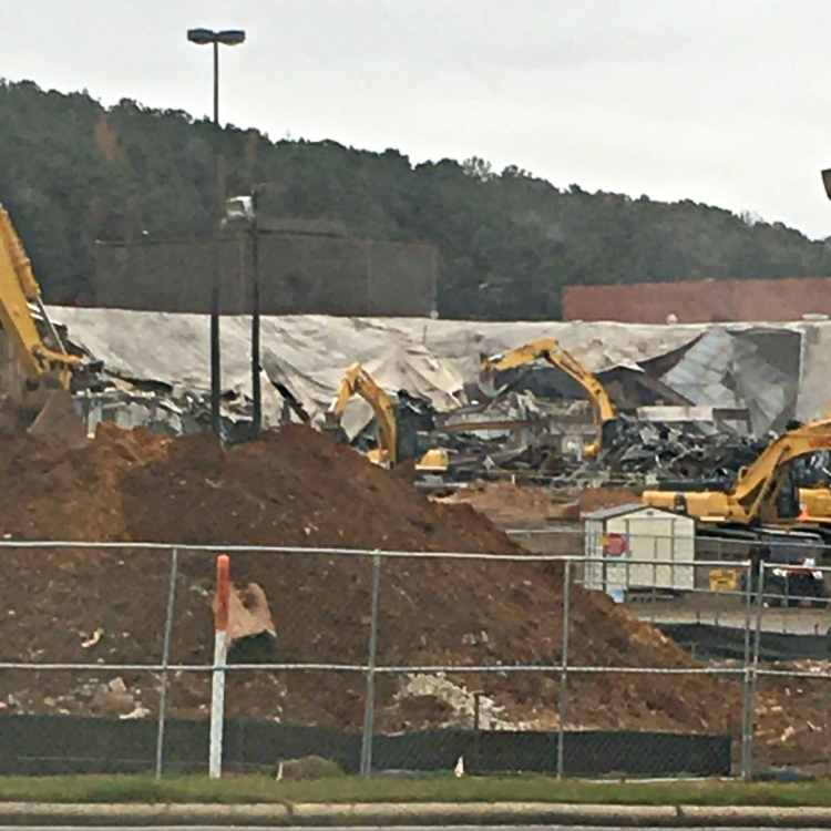 demolition of Century Plaza, top bhamnow stories 2020