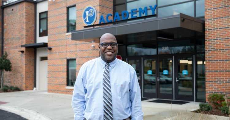Dr. Martin Nalls of i3 Academy