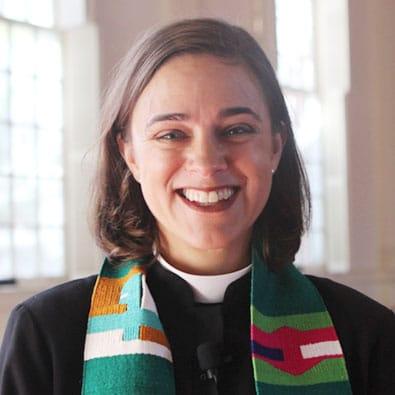Rev. Leanne Pearce Reed is one of the clergywomen in Birmingham