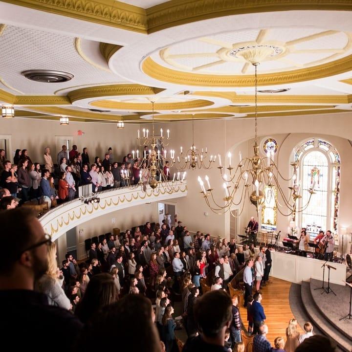 Redeemer Community Church In 2019