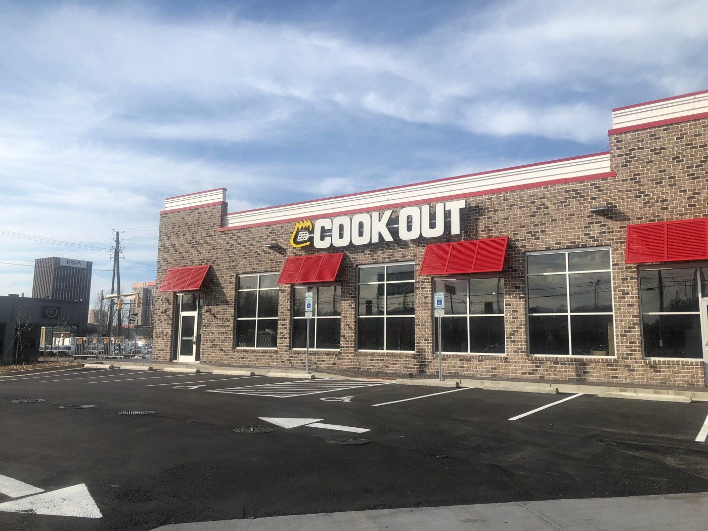Cook Out Birmingham