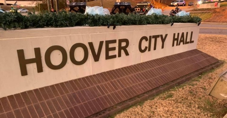 Hoover City Hall 2019