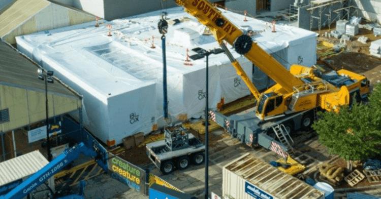 BLOX warehouse photo