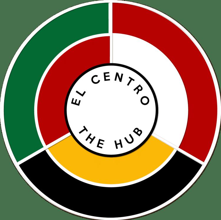 El Centro / The Hub logo