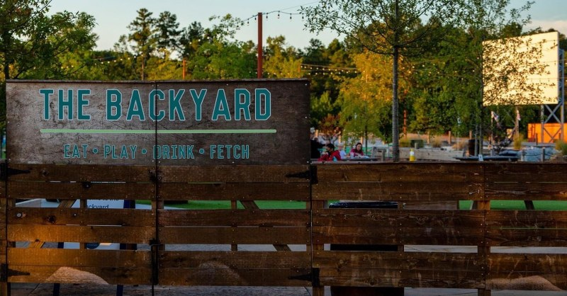 The Backyard, Leeds, Grand River Drive-In