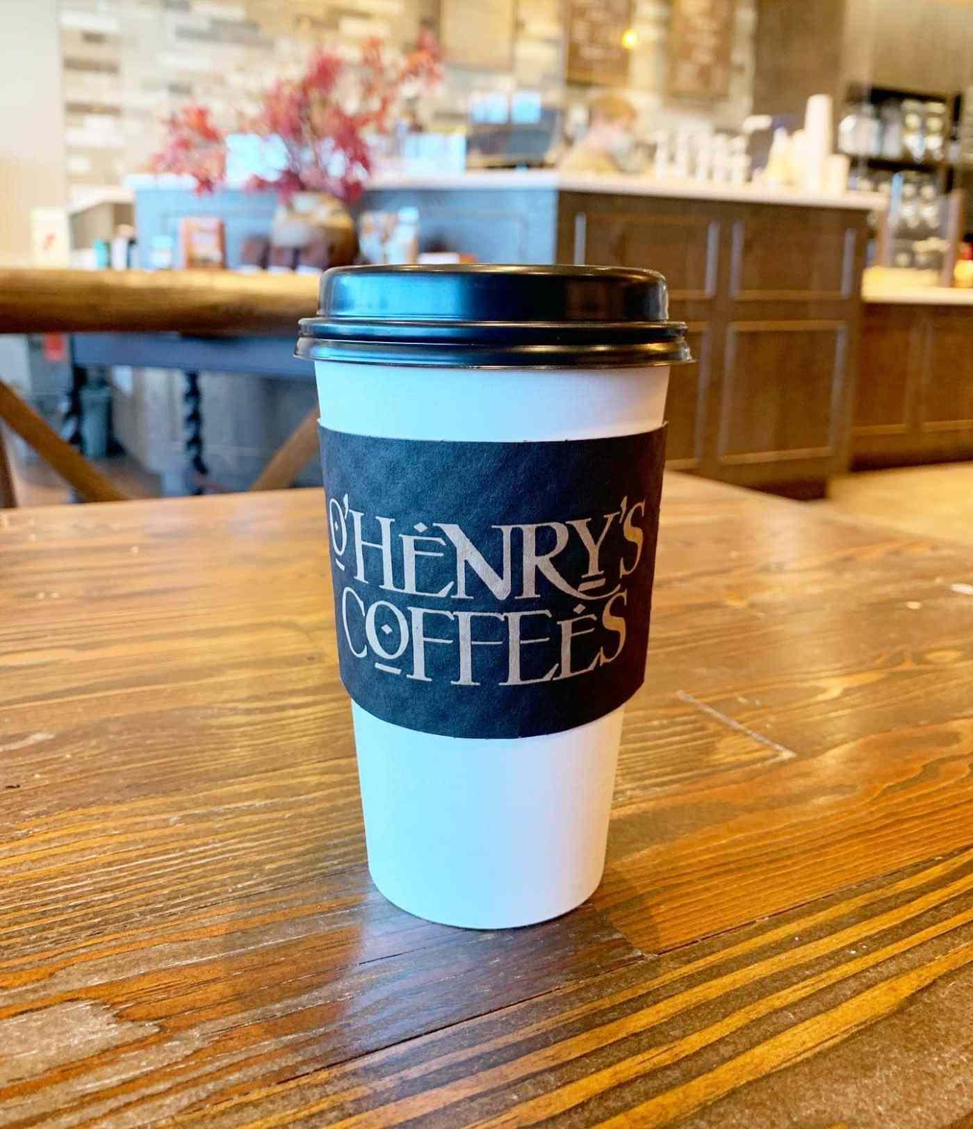 O'Henry's Coffee