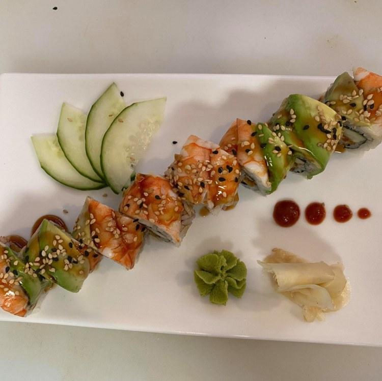 sushi, vitamins help fight