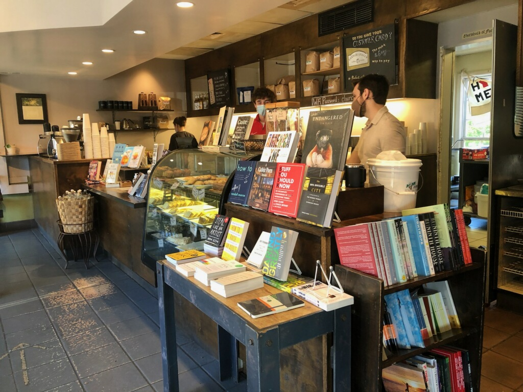 Church Street Cafe and Books