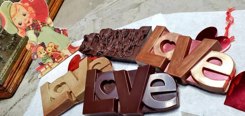 sky bear confections trussville valentines day chocolates