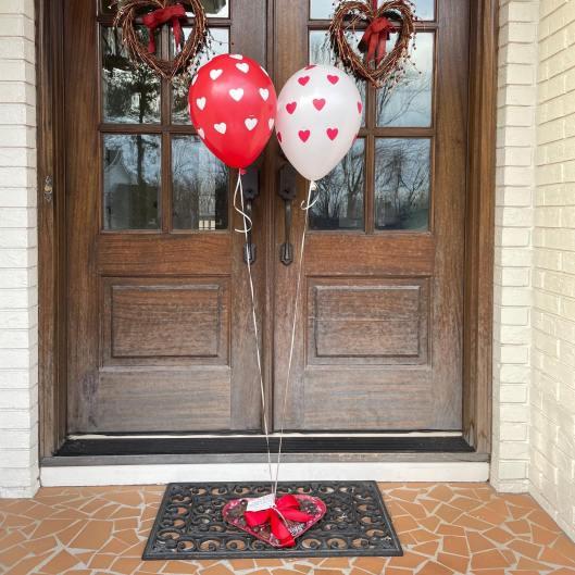valentine's day candygrams from sugar crestline