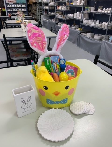 Easter DIY crafters box