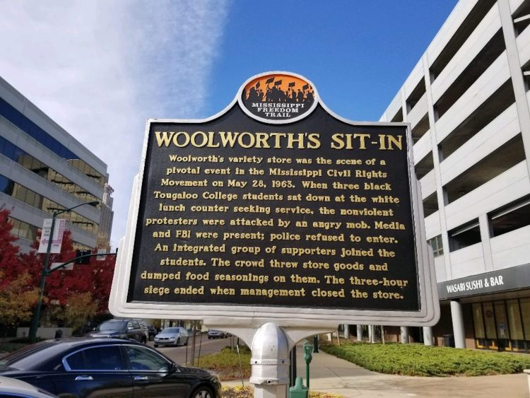 Woolworth, Jackson MS