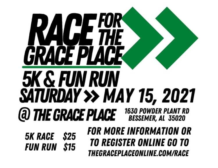 the grace place run 5k
