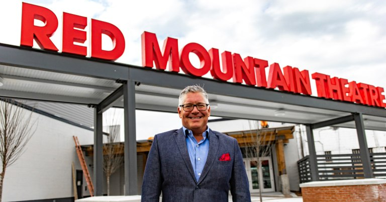 Keith Cromwell, Red Mountain Theatre podcast