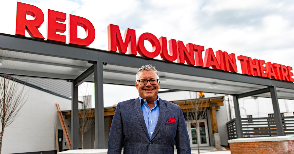 Keith Cromwell, Red Mountain Theatre Company
