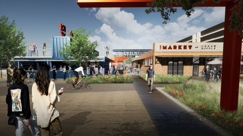 urban supply parkside rendering