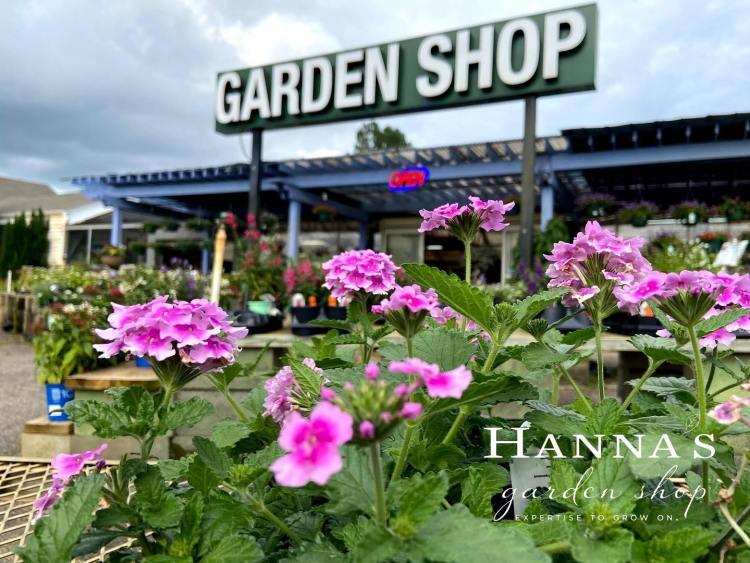 Hanna's Garden Shop