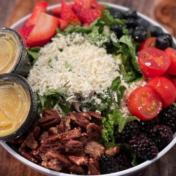 berry good salad