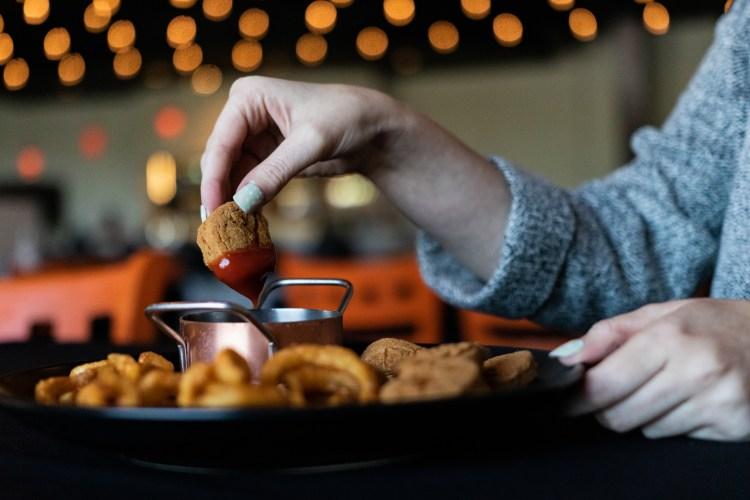 Bay Leaf 280 kids' menu chicken nuggets