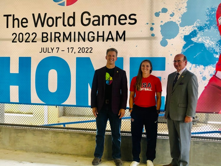 The World Games 2022