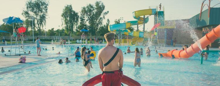 swim, lifeguard