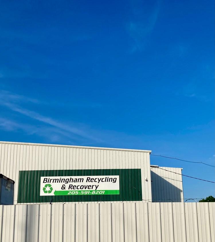 Birmingham recycling center