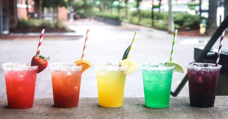 The Lumbar, drinks, PRIDE