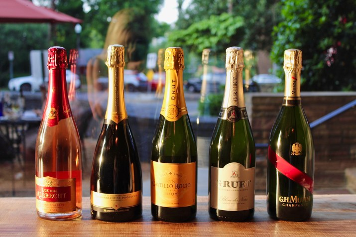Wine and Champagne deals for national wine day