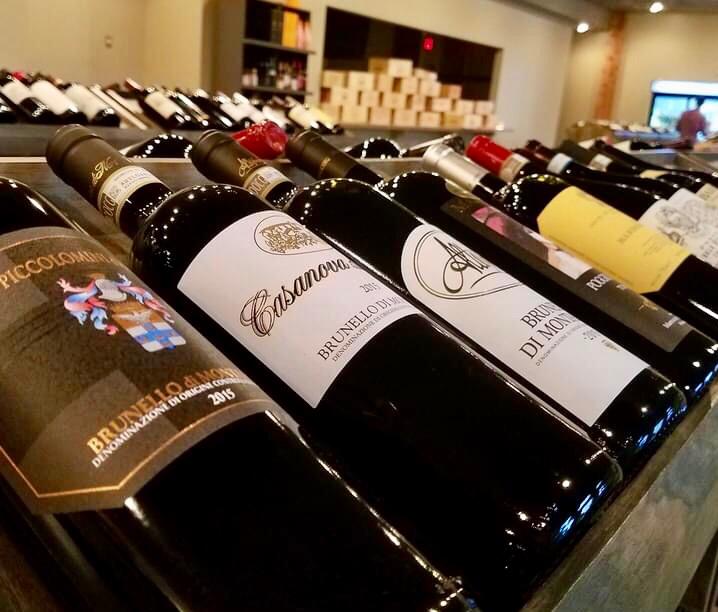 bottles of wine Birmingham wine bars for national wine day