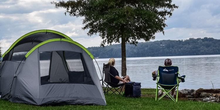 Lake guntersville camping