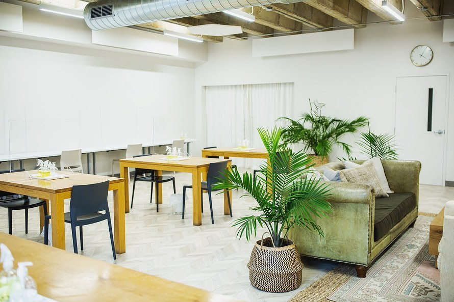 Orchard House Birmingham coworking