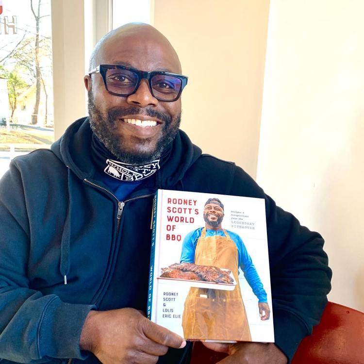 Rodney Scott's World of BBQ - cookbooks from Birmingham chefs