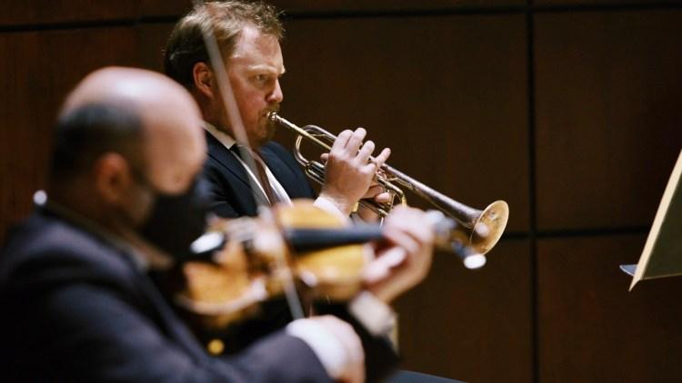 Ryan Beach, Principal Trumpet
