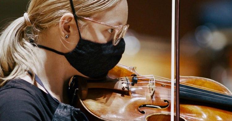ASO, Tara Mueller, Assistant Principal Second Violin
