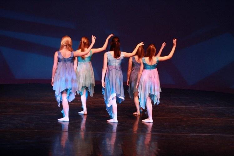 Brittany Sturdivant dancing, BSC grad