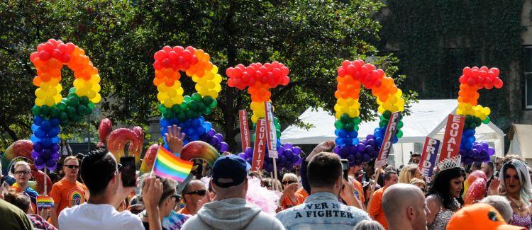 LGBTQ+, pride